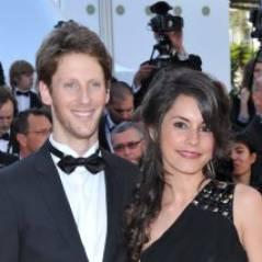 Marion Jollès et Romain Grosjean : Mariage discret pour le petit couple !