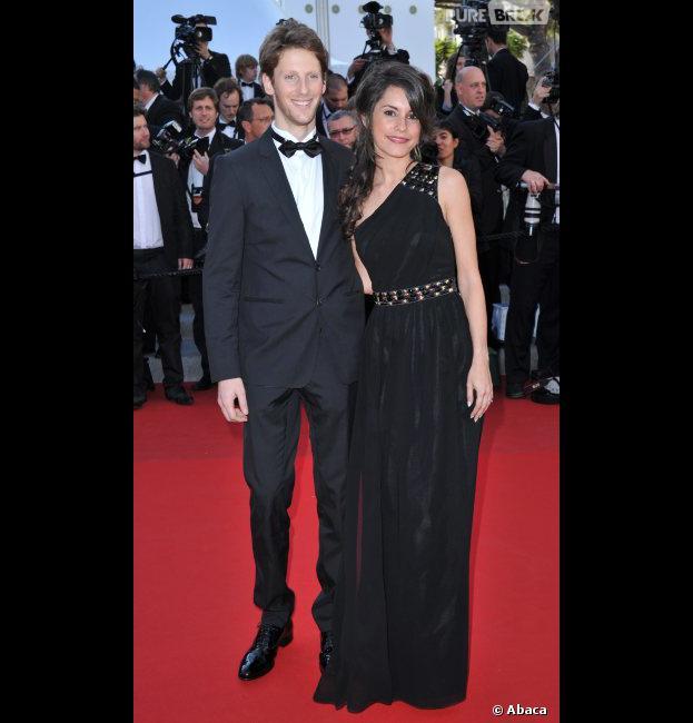 Marion Jollès et Romain Grosjean mariés !