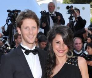 Marion Jollès et Romain Grosjean fous amoureux