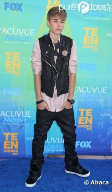 Justin Bieber en a marre des photographes