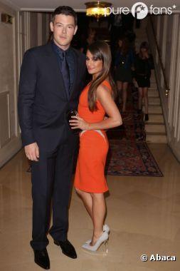 Lea Michele et Cory Monteith au top à Paris