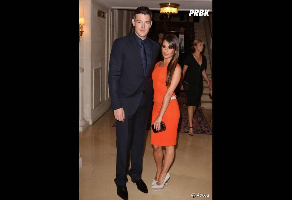 Lea Michele et Cory Monteith, un couple so glamour