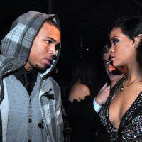 Rihanna : son père veut la voir en couple avec Chris Brown !