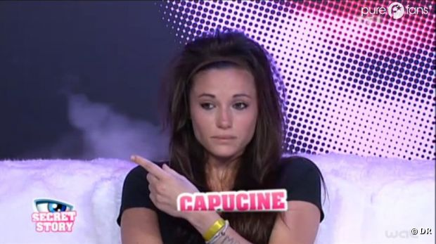 Capucine Secret Story Secret Story 2012 Capucine