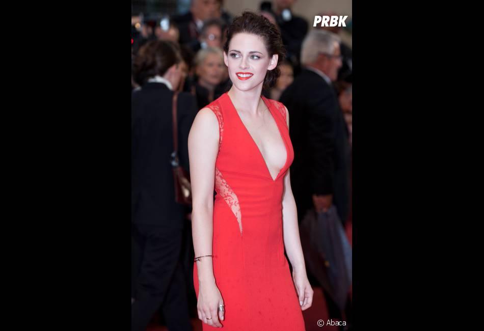 Kristen Stewart veut être au top pour son prochain rôle