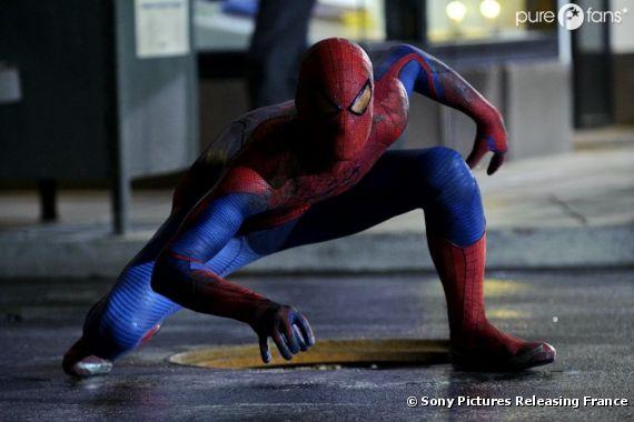 The Amazing Spider-Man numéro 1 du box-office US