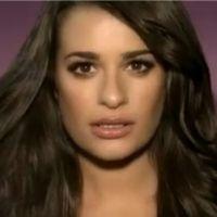 Lea Michele : sa pub so sexy pour Candie's ! (VIDEO)