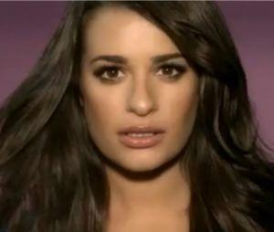 La pub sexy de Lea Michele pour Candie's