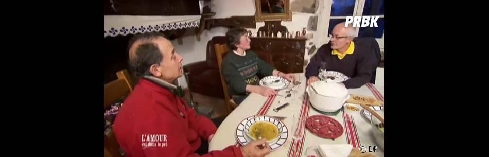 Chez Jeanne, c'est un dîner et au lit !