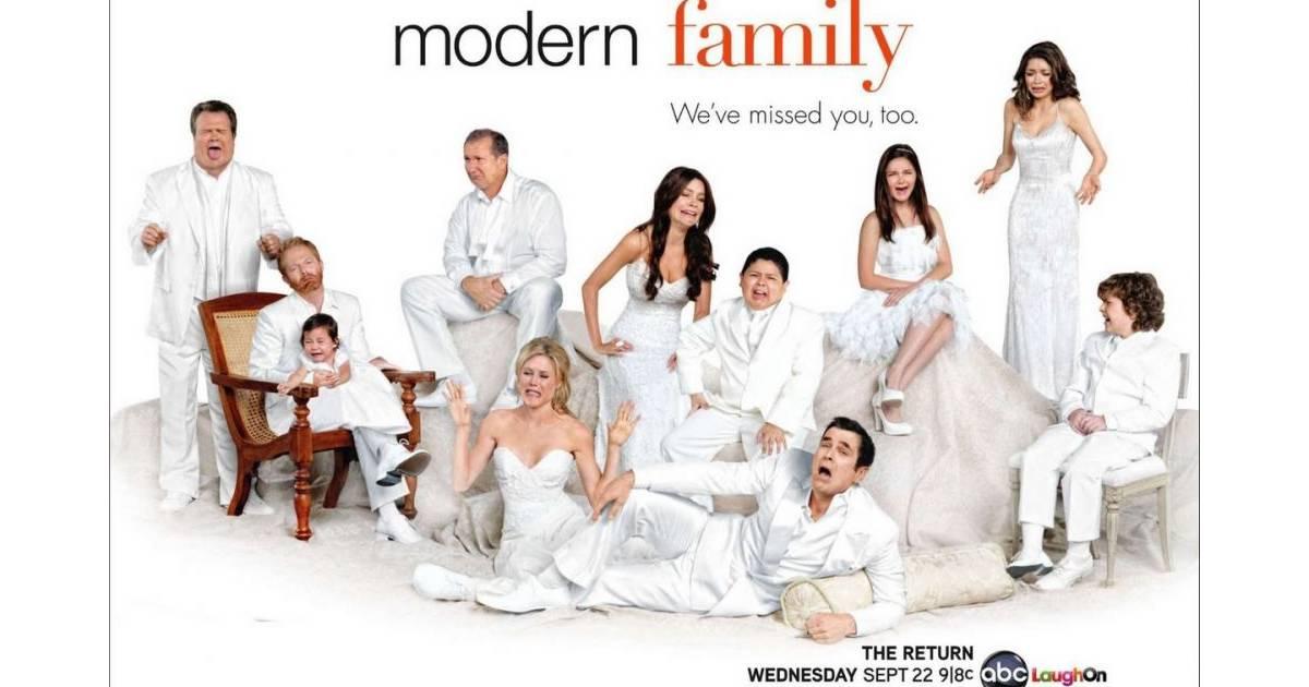 modern family saison 4 231 a se transforme en rebelle family les acteurs attaquent les producteurs
