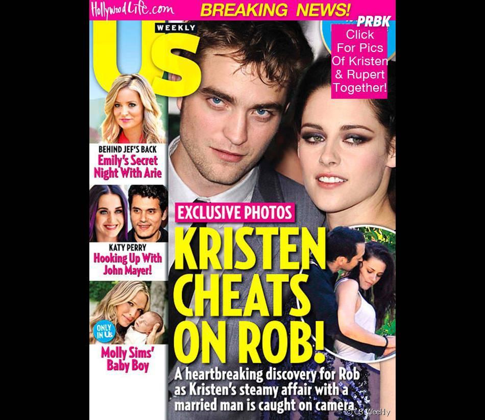 La couv' d'US Weekly crée la polémique
