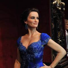 Penélope Cruz : une statue plus réussie en France qu'à Hollywood ! (PHOTOS)