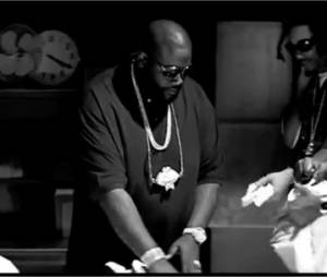 Rick Ross signe un clip en mode Memories
