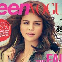 Selena Gomez en couv' de Teen Vogue : c'est quoi ces yeux ?! (PHOTO)