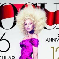 Lady Gaga : funky pour Vogue, en robe de mariée sur la toile et avec Lindsay Lohan dans un clip ?