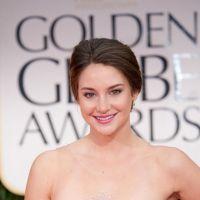 Fifty Shades of Grey : Shailene Woodley choisie par l'auteure !