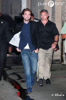 Robert Pattinson canon pour l'émission de Jimmy Kimmel