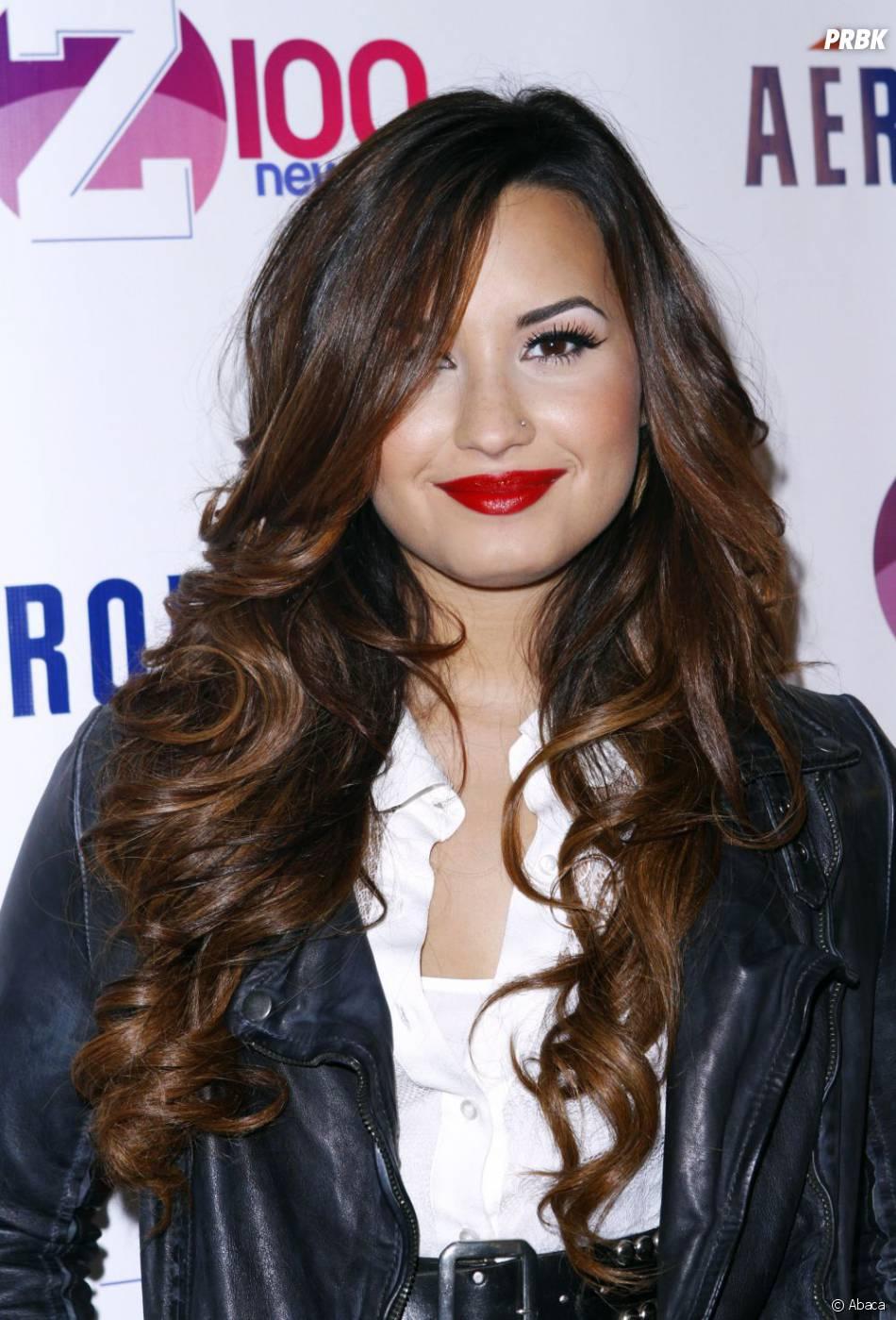 Demi Lovato n'est pas près d'imiter Taylor Swift !