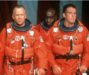 Michael Clarke Duncan et Bruce Willis se sont rencontrés sur le tournage d'Armageddon