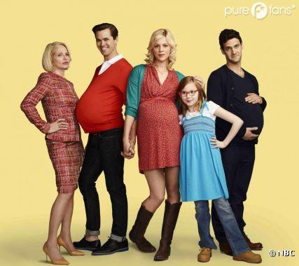 """""""The New Normal"""" La nouvelle série événement du créateur de Glee !"""