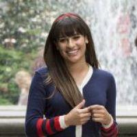 Glee saison 4 : Rachel hot pour rendre hommage à Britney Spears (PHOTOS)