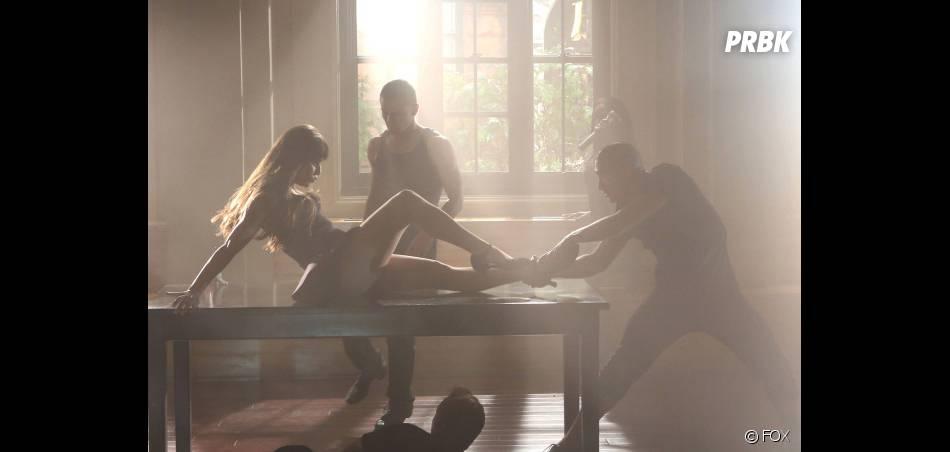 Quel titre va interpréter Lea Michele dans Glee ?