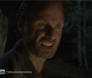Rick pas content dans le nouveau teaser de la saison 3