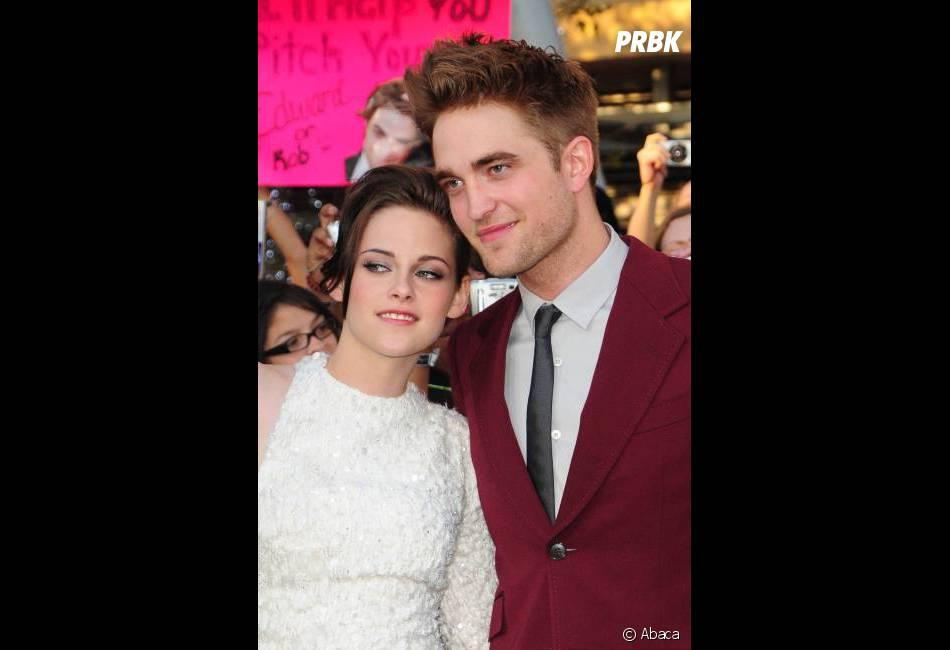 Robert Pattinson et Kristen Stewart en couple ? Pas vraiment !