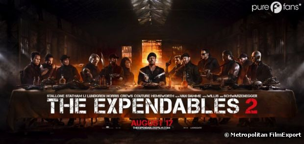 Qui réalisera The Expendables 3 ?