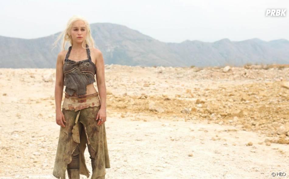 De nouvelles scènes dénudées pour Daenerys sont en préparation