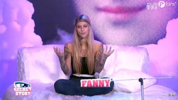 Fanny n'est pas du genre à s'emballer !