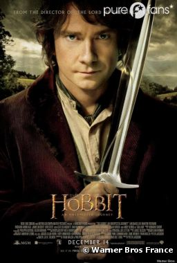 Le nouveau poster du film Le Hobbit : un voyage inattendu !