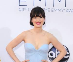 Zooey Deschanel sublime aux Emmy Awards 2012