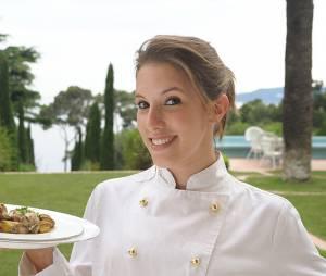 Lea François au top dans Plus Belle la Vie