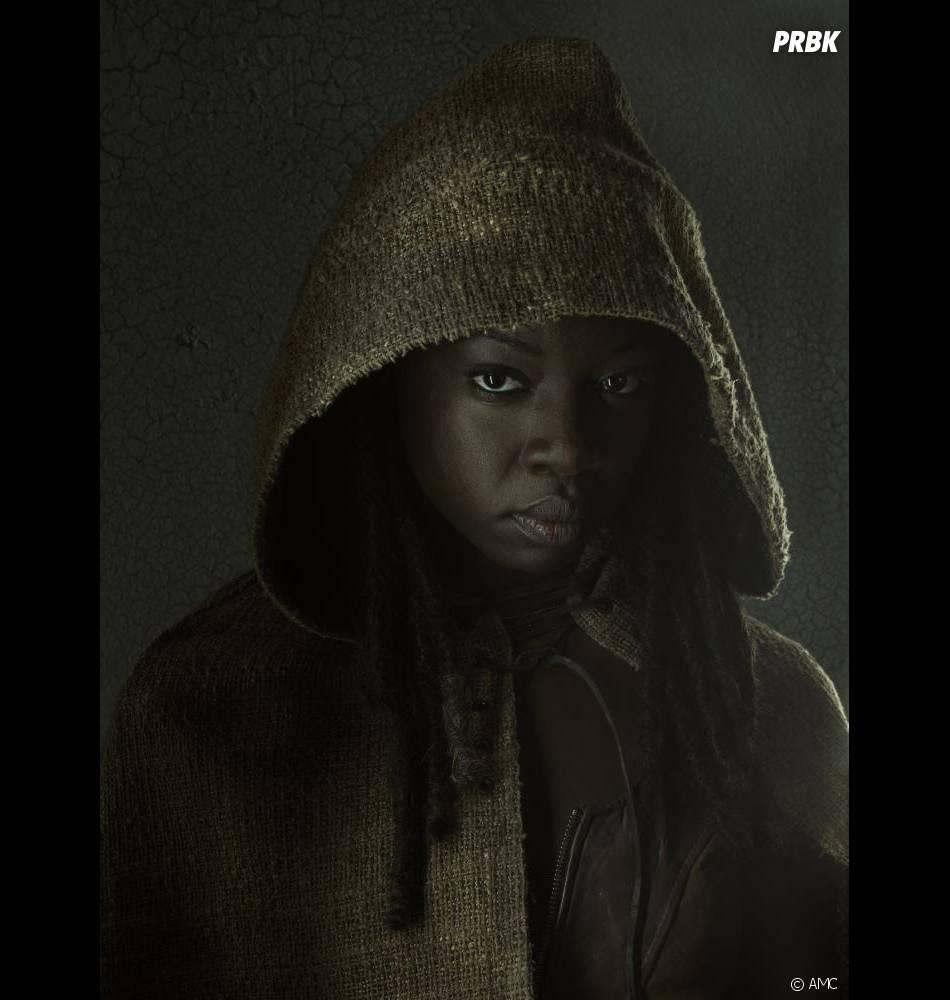 Michonne est un nouveau personnage énigmatique