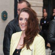 Kristen Stewart : en mode cool et souriante à la Fashion Week de Paris, ça change !(PHOTOS)