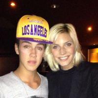 Nadège (Secret Story) : Bientôt animatrice, elle s'affiche avec Justin Bieber et Kim Kardashian ! (PHOTOS)