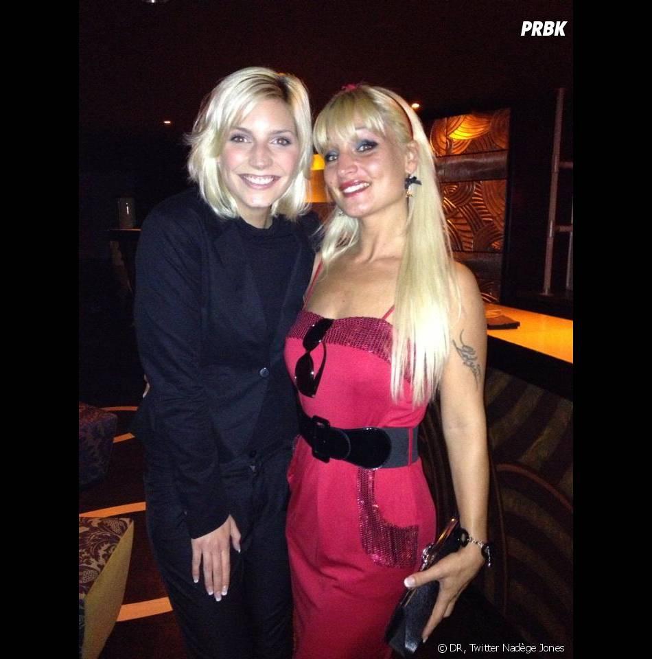 Si c'est un concours de ressemblance que Nadège présentera, pas sûr que le sosie de Paris Hilton gagne !