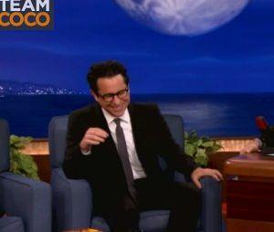 Abrams présente un extrait du film Star Trek 2 chez Conan O'Brien