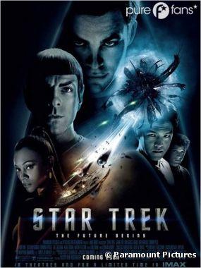 Star Trek 2 ne sortira que le 17 mai 2013