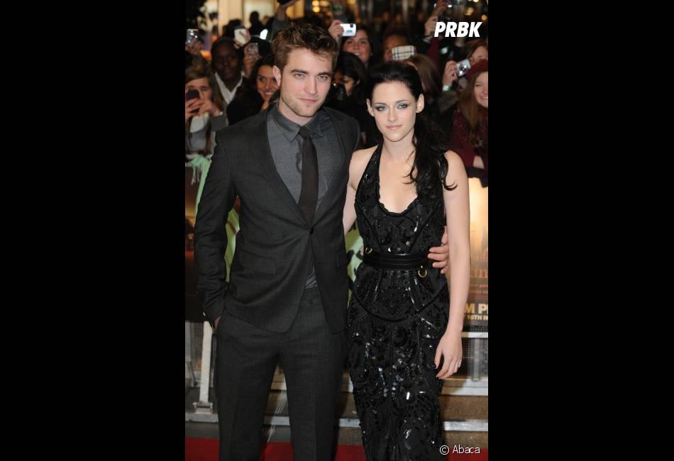 Pourvu que ça dure entre Robert Pattinson et Kristen Stewart !