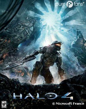 Halo 4 : La sortie est prévue pour le 4 novembre 2012 en France