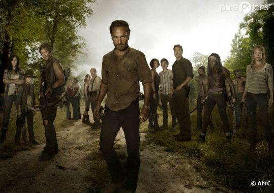 la saison 3 de The Walking Dead débarque le 14 octobre