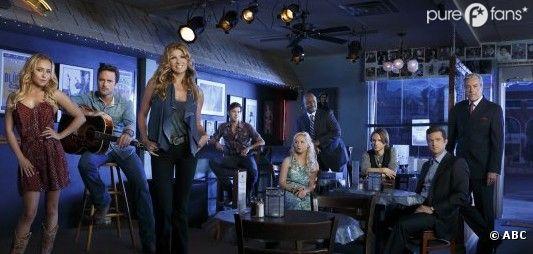 La saison 1 de Nashville débute le 10 octobre