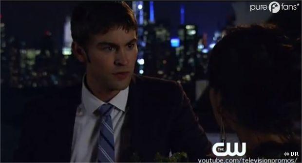 Une baston pour Nate dans l'épisode 2 de la saison 6 de Gossip Girl