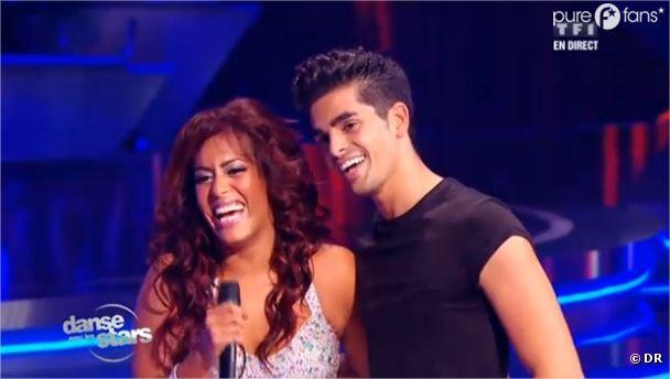 Amel Bent au top pour le premier prime de Danse avec les Stars 3 !