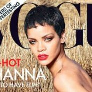 Rihanna : en mode femme fatale pour la couverture de Vogue (PHOTO)