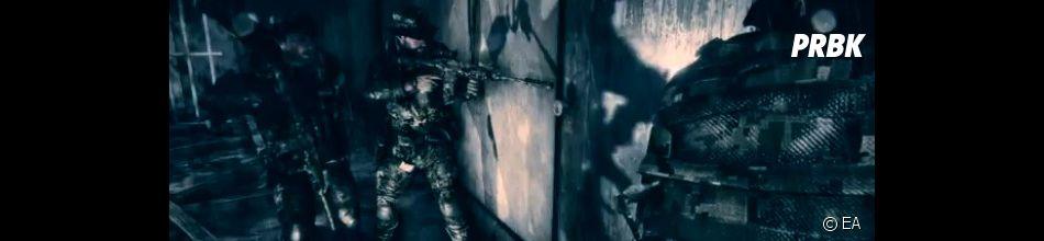 Images tirées du jeu Medal of Honor Warfighter