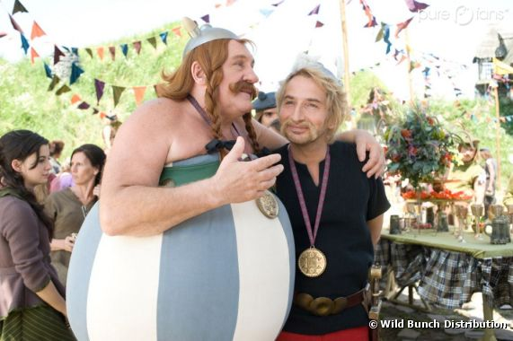 Astérix et Obélix commencent mal au box-office