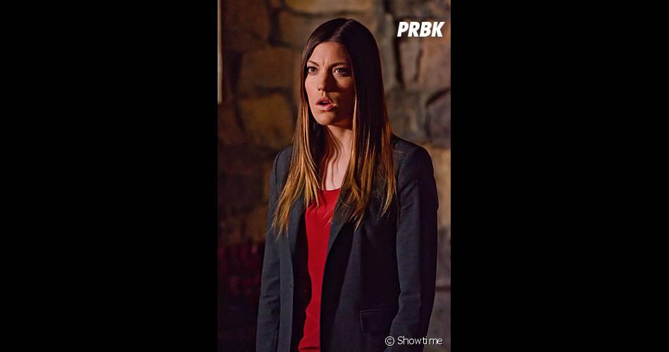 Debra évolue dans la saison 7 de  Dexter
